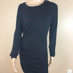 MODA international dress black size L